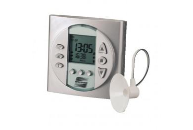 WAREMA Comfort Timer Silber / Weiß (Zeitschaltuhr)