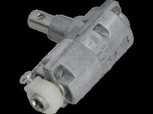 WAREMA • Getriebe 1,2:1, rechts, mit Zapfen, mit 6 mm Vierkant