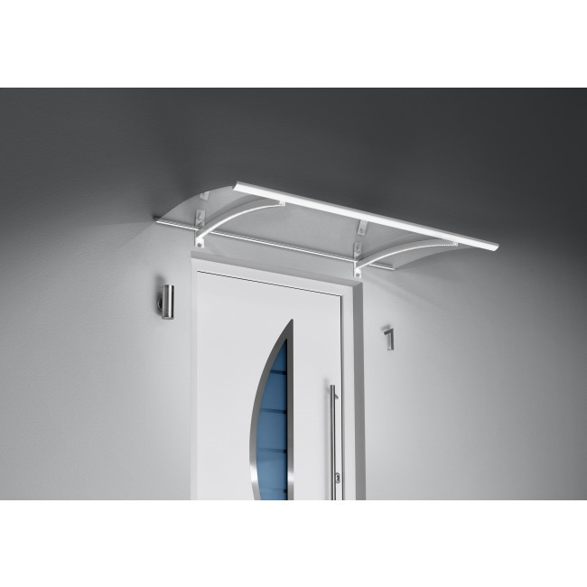 GUTTA • Pultvordach mit LED-Technik