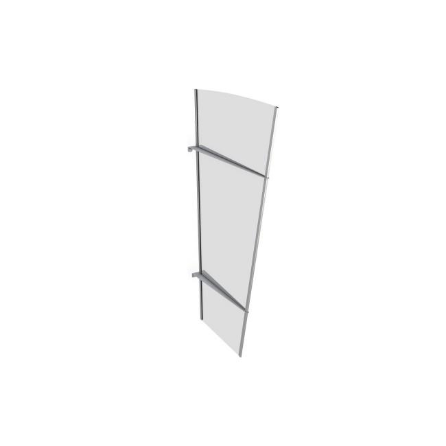 GUTTA Seitenblende PT/XL Acryl