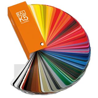 WAREMA Farbwelt