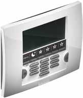 Somfy • Aktivieren Home Keeper LCD-Bedienteil mit Chipausweis