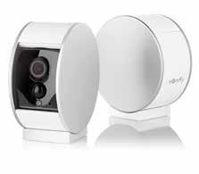 Somfy • Alarmanlage, Somfy Indoor Camera 2er Set