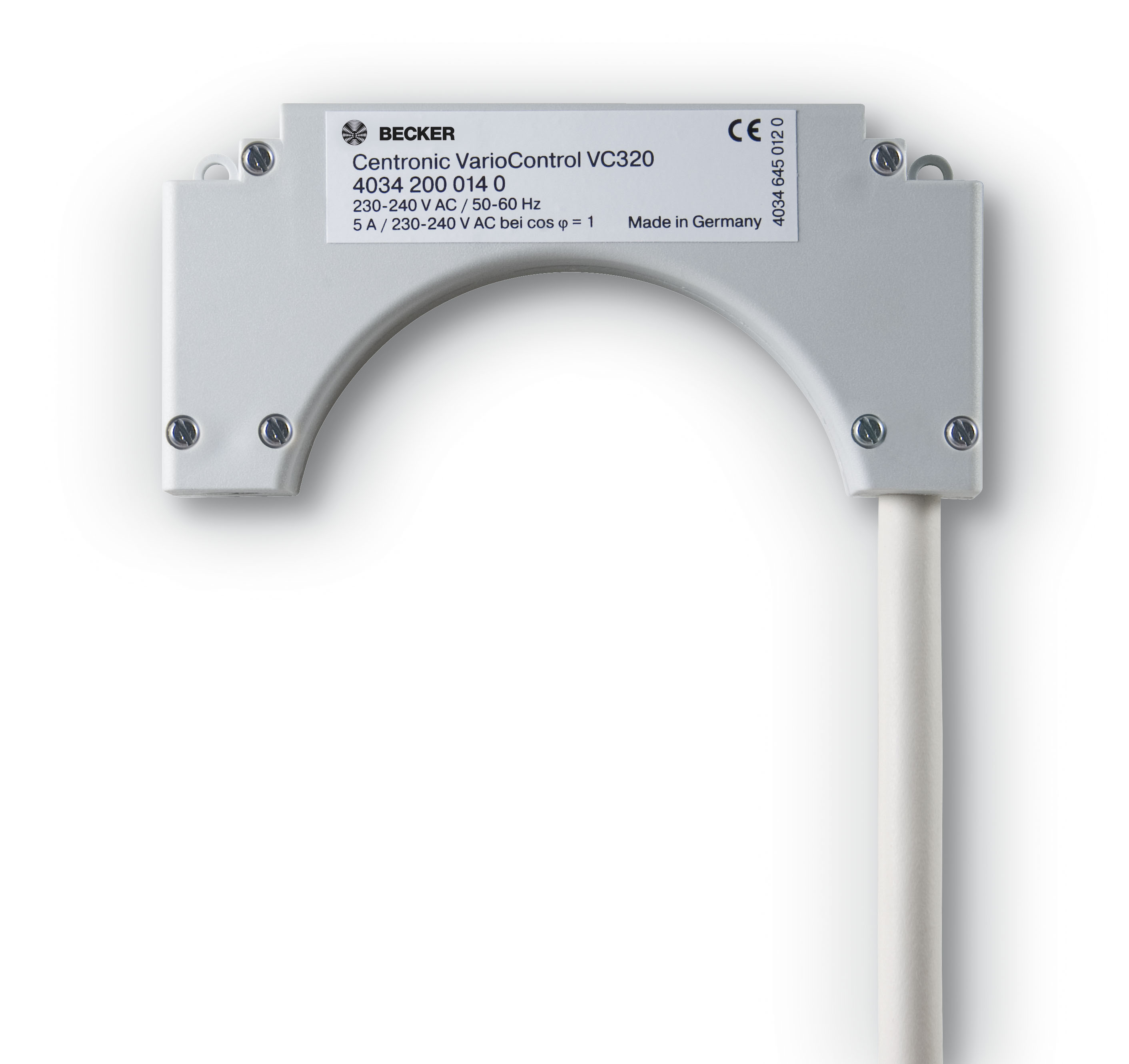 Becker •   Funkempfänger VarioControl VC320